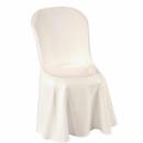 chaise miami avec sa housse blance