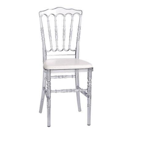 chaise napoleon 3 cristal le clos des anges. Black Bedroom Furniture Sets. Home Design Ideas